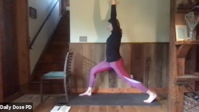 Yoga with Dana: Flow and Breath (5.27.21)