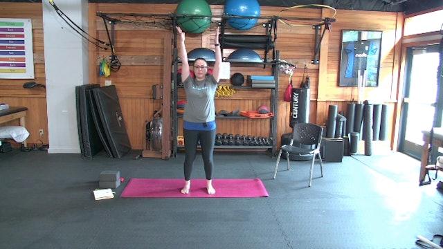 Yoga with Josie: Episode 9 (4.6.20)
