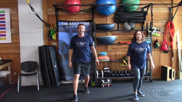 High Intensity Training: Session 7, S...