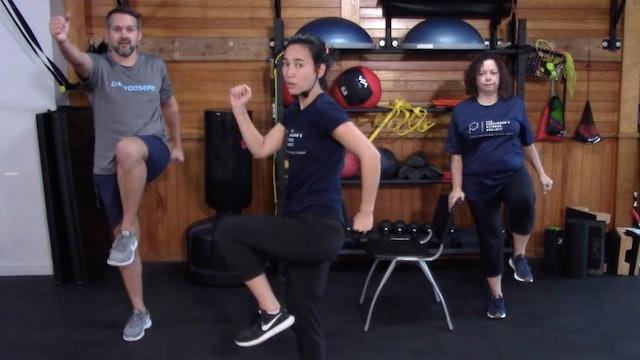 High Intensity Training: Session 29, Season 2