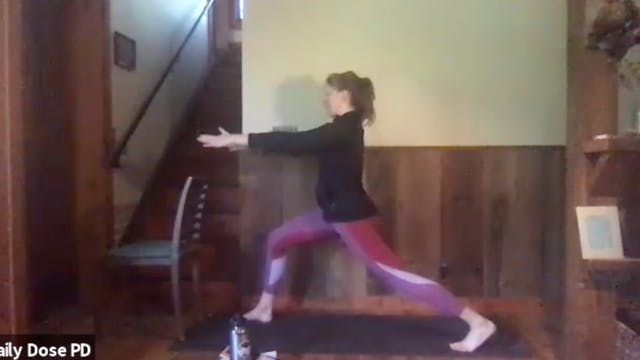 Yoga with Dana: Healthy Hip Opening (...