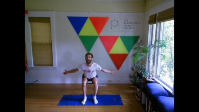 Yoga with Peter: Session 10