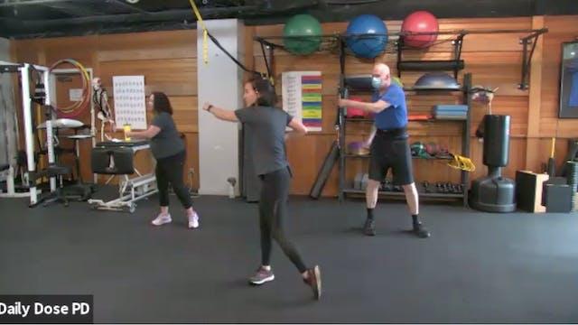 High Intensity Training: 6.11.21