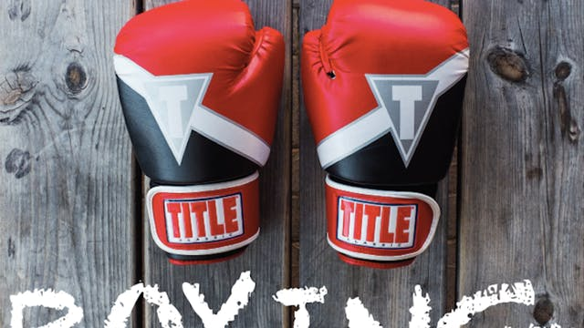 Boxing with Susie: 8.3.21