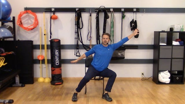ChairFit Live: 6.10.20