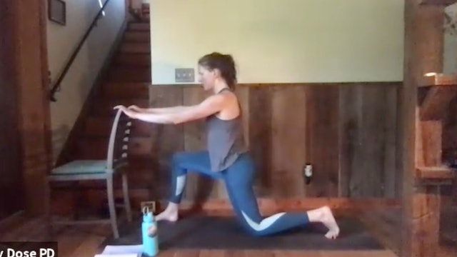 Yoga with Dana: Heart/Chest Opening (7.8.21)