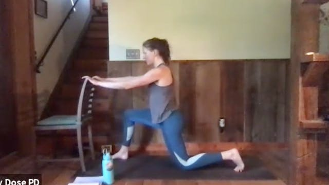 Yoga with Dana: Heart/Chest Opening (...