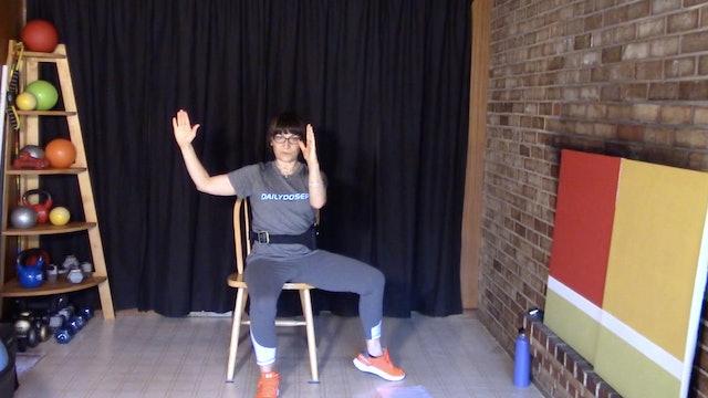 ChairFit Live: 8.26.20