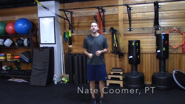 Boxing with Nate: Session 5
