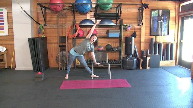 Yoga with Josie: Episode 20 (7.26.20)