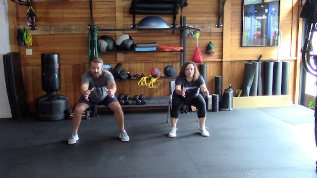 High Intensity Training: Session 17, ...