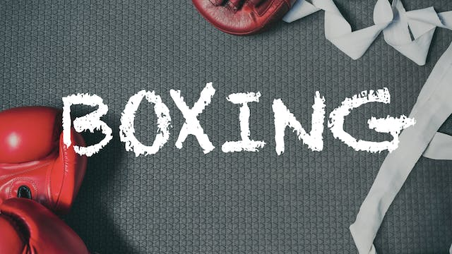 Boxing Themed Workouts