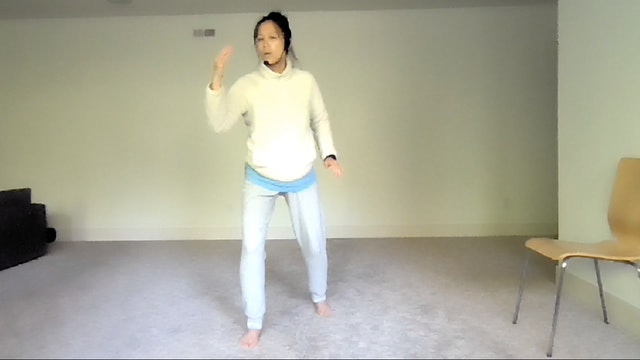 Tai Chi: Form 3, Single Whip