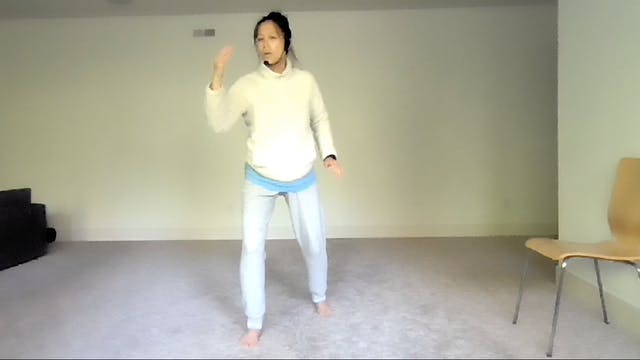 Tai Chi: Form 3, Single Whip