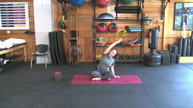 Yoga with Josie: Episode 10 (4.21.20)