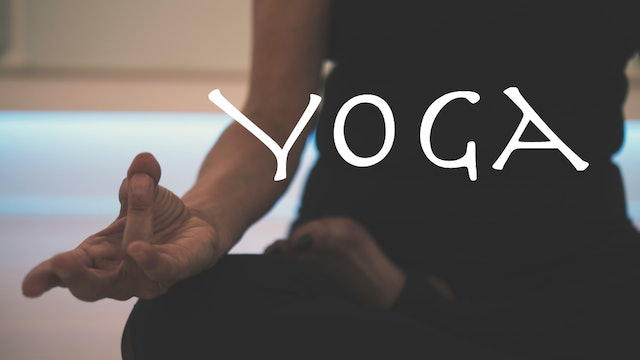 Yoga with Josie: Episode 7 (3.22.20)