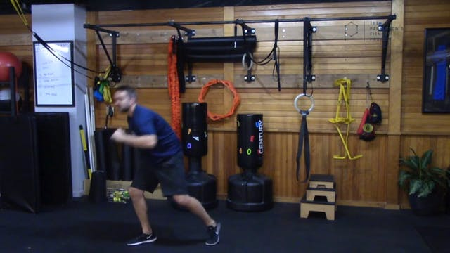 Boxing with Nate: Session 6
