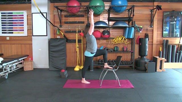 Yoga with Josie: 10.11.20
