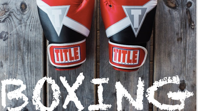 Boxing with Susie: 7.6.21