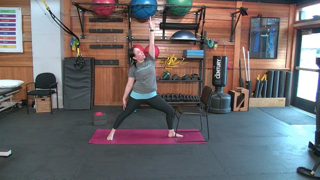 Yoga with Josie: Core Control (1.31.21)
