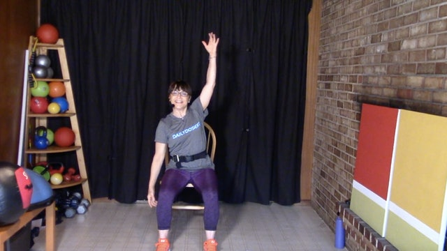 ChairFit Live: 7.22.20