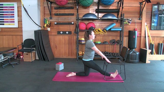 Yoga with Josie: Stress Relief in the...