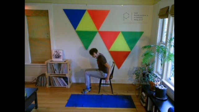 Yoga with Peter: Session 3