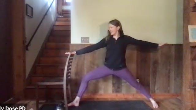 Yoga with Dana: 5.6.21