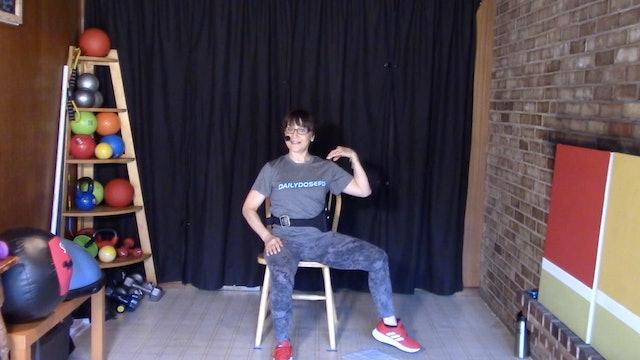 ChairFit Live: 7.29.20