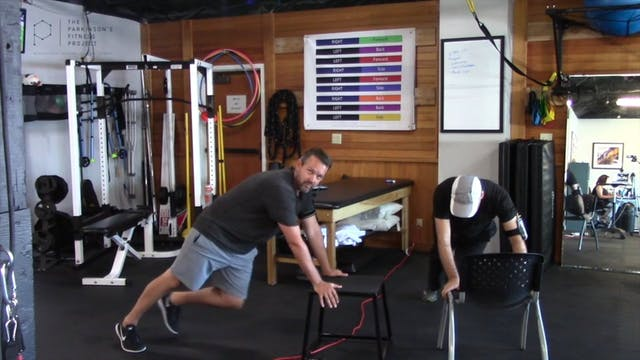 High Intensity Training; Session 9, S...