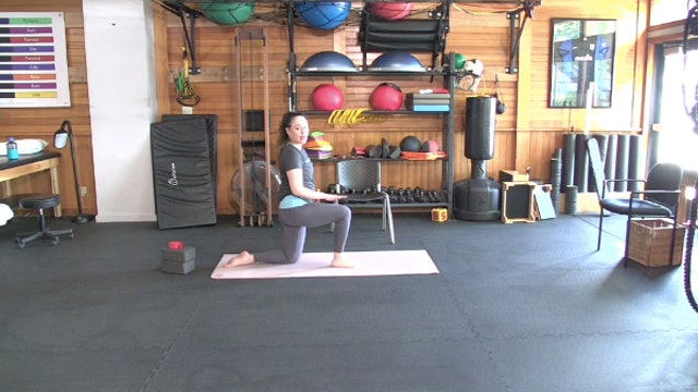 Yoga with Josie: Episode 12 (5.4.20)
