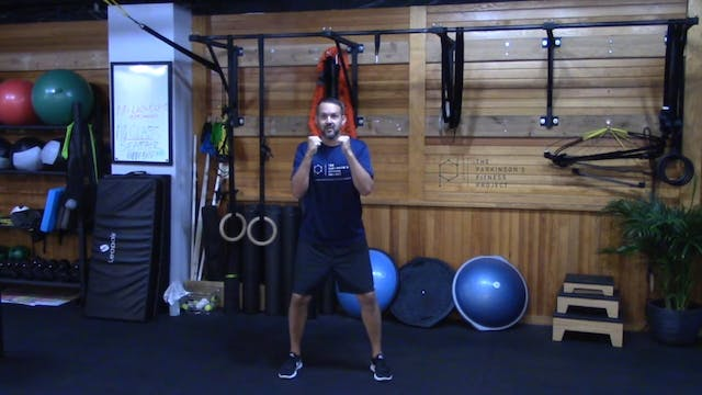 Boxing with Nate: Session 4