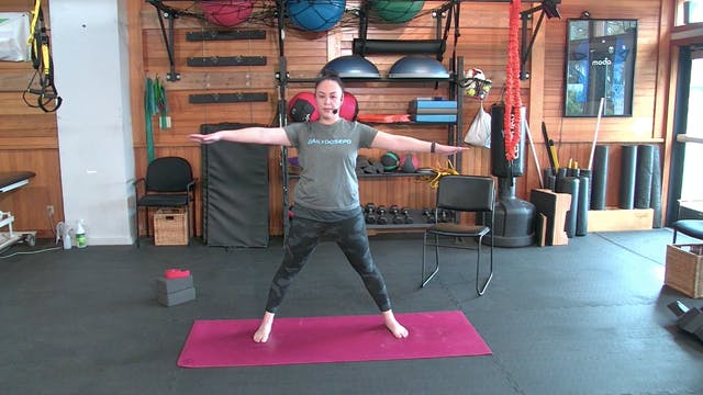 Yoga with Josie: Improving Walking/Hi...