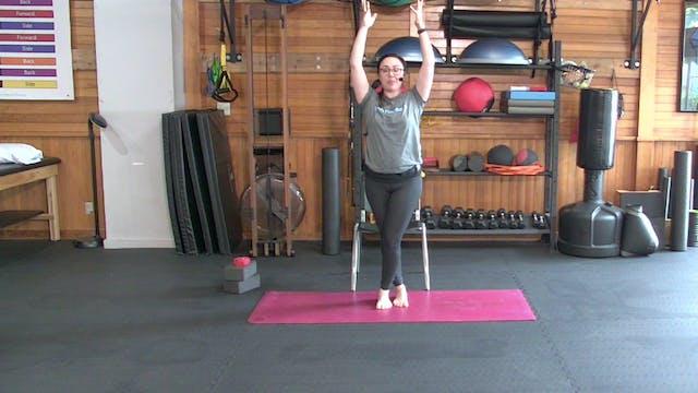 Yoga with Josie: Episode 11 (4.27.20)