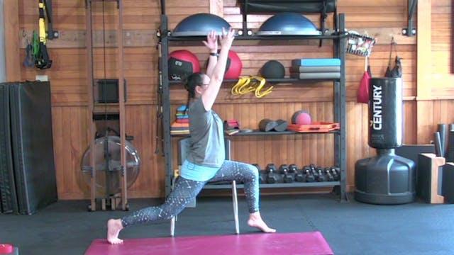 Yoga with Josie: Episode 8 (3.30.20)