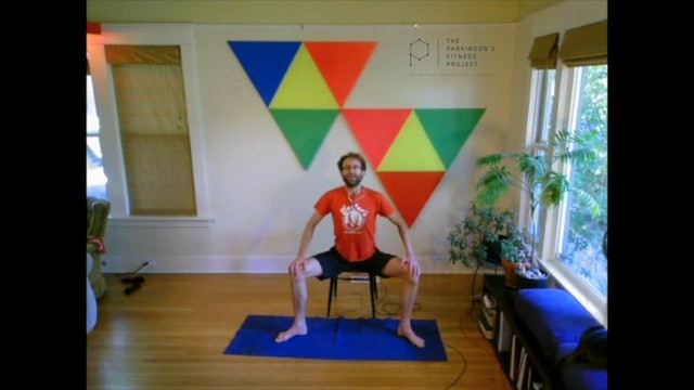Yoga with Peter: Session 7
