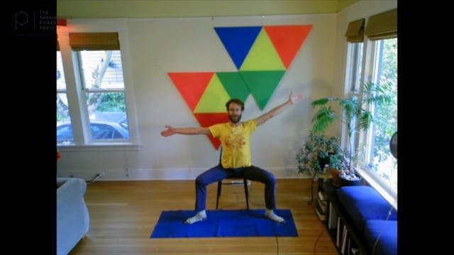 Yoga with Peter: Session 8