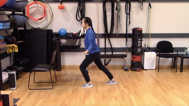 Tai Chi with Jenny: Episode 9 (1.29.21)