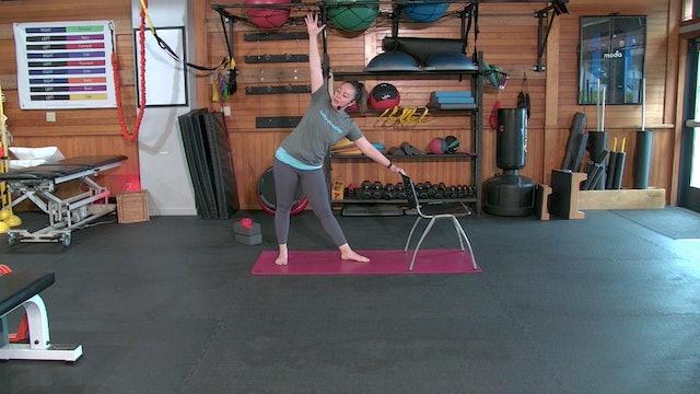 Yoga with Josie: 10.18.20