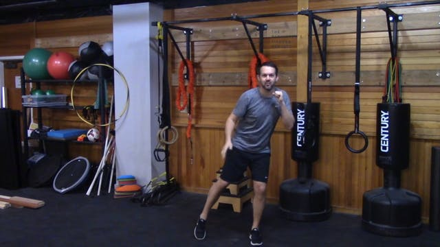 Boxing with Nate: Session 3
