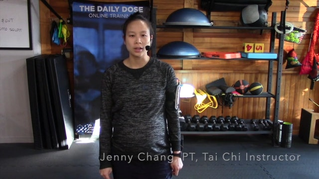 Tai Chi with Jenny: Introduction