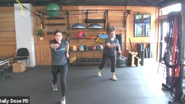 High Intensity Training: 4.9.21
