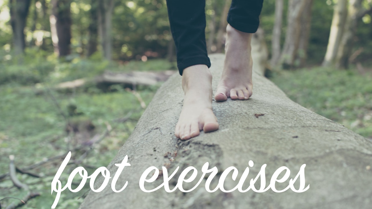 Foot Exercises
