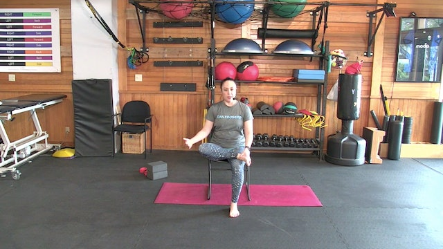 Yoga with Josie: Recovery (3.26.21)