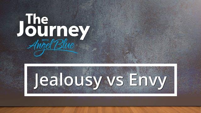 Jealousy vs Envy