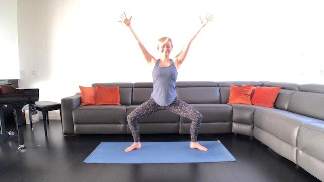 Yoga for Fatigue