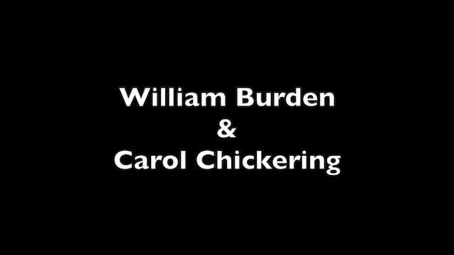 William Burden and Carol Chickering B...