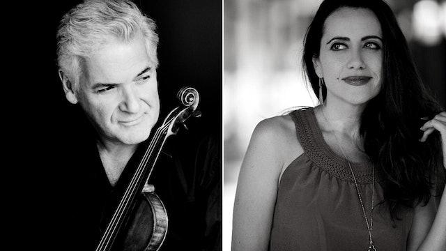 GRC | Pinchas Zukerman & Amanda Forsyth