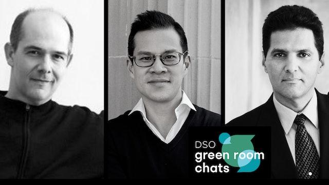 GRC | Alexander Kerr chats with David Chan & Rafael Figueroa