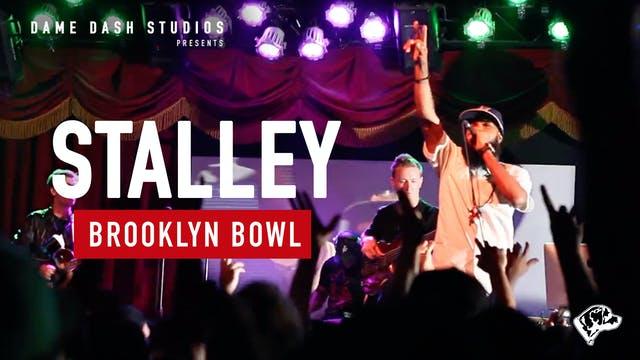 Brooklyn Bowl - Stalley